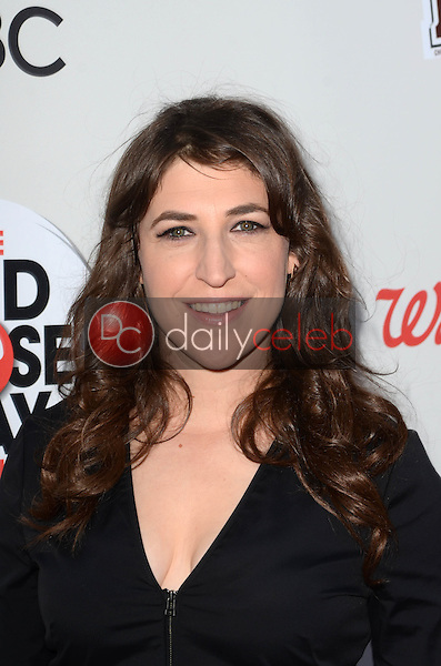 Mayim Bialik<br />