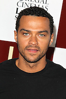Jesse Williams at Film Independent's 2012 Los Angeles Film Festival Premiere of 'To Rome With Love' at Regal Cinemas L.A. LIVE Stadium 14 on June 14, 2012 in Los Angeles, California. &copy;&nbsp;mpi21/MediaPunch Inc. NORTEPHOTO.COM<br />