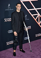 "LOS ANGELES, USA. November 12, 2019: Noah Centineo at the world premiere of ""Charlie's Angels"" at the Regency Village Theatre.<br /> Picture: Paul Smith/Featureflash"