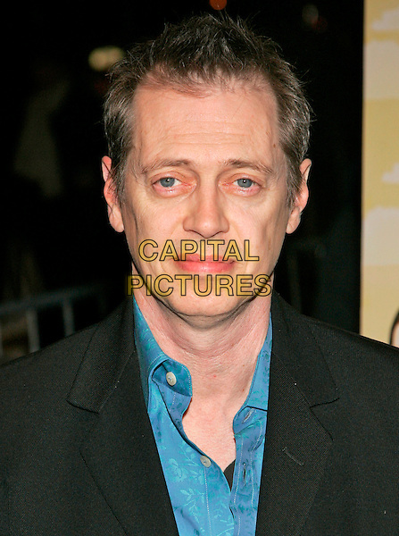 """STEVE BUSCEMI.NY Premiere of """"Lonesome Jim"""" at Chelsea West Theatre, New York, NY, USA  .March 21st, 2006.Photo: Jackson Lee/Admedia/Capital Pictures.Ref: JL/ADM.headshot portrait.www.capitalpictures.com.sales@capitalpictures.com.© Capital Pictures."""