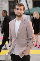 Douglas Booth at the Royal Academy of Arts Summer Exhibition 2015 at the Royal Academy, London. <br /> June 3, 2015  London, UK<br /> Picture: Dave Norton / Featureflash