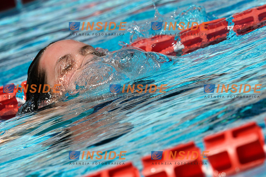 Camille Muffat France 200m Freestyle Women <br /> Roma 15/6/2013 Piscina del Foro Italico <br /> Nuoto 50mo trofeo Settecolli<br /> Settecolli 50th International swimming trophy <br /> Foto Andrea Staccioli Insidefoto