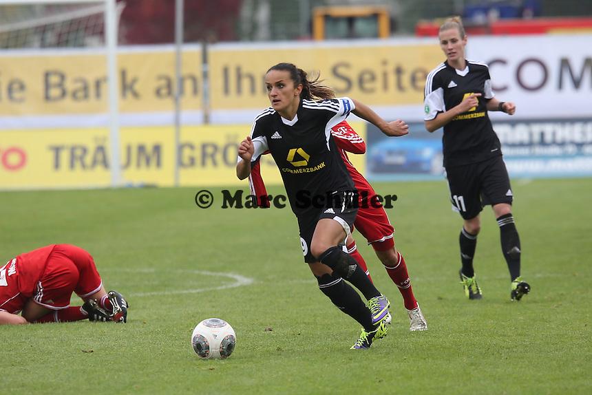 Lira Bajramaj (FFC) setzt sich durch - 1. FFC Frankfurt vs. FC Bayern München