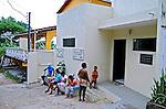 Posto de saúde em Morro de São Paulo. Ilha de Tinharé. Bahia. 2007. Foto de Daniel Cymbalista.