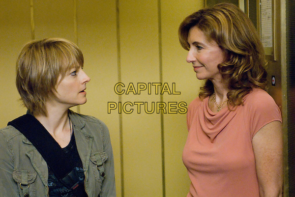 JODIE FOSTER & MARY STEENBURGEN.in The Brave One .*Filmstill - Editorial Use Only*.CAP/FB.Supplied by Capital Pictures.
