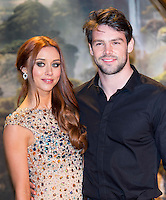 PAP0313KG438.The 'Great And Powerful Oz', UK film premiere held at the Empire Leicester Square, London..-UNA HEALY .-BEN FODEN NortePhoto