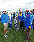 \{prsn}\ during the Sunday Singles Matches at the 2014 Ryder Cup at Gleneagles. The 40th Ryder Cup is being played over the PGA Centenary Course at The Gleneagles Hotel, Perthshire from 26th to 28th September 2014.: Picture \143017000091\, \143017000091#2\: \28-Sep-14\