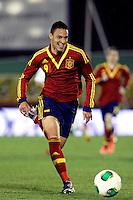 Spain's Rodrigo during an International sub21 match. March 21, 2013.(ALTERPHOTOS/Alconada) /NortePhoto