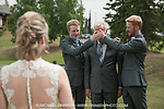 Wedding of Matt Subitch and Denise Valentine @ O'Malley's on the Green in Anchorage, Alaska on June 22, 2019.