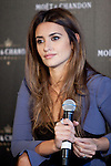 PENELOPE CRUZ. The actress conducted a pre-Oscars press conference, sponsored by Moet & Chandon, for Spanish-speaking members of the Hollywood press at the Mondrian Hotel. West Hollywood, CA, USA. March 6, 2010.