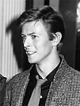 David Bowie 1979..