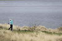 Alex Maguire (Laytown &amp; Bettystown) during the first round of matchplay at the 2018 West of Ireland, in Co Sligo Golf Club, Rosses Point, Sligo, Co Sligo, Ireland. 01/04/2018.<br /> Picture: Golffile | Fran Caffrey<br /> <br /> <br /> All photo usage must carry mandatory copyright credit (&copy; Golffile | Fran Caffrey)