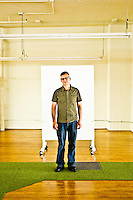 Portraits of Ed Bice - Meedan - 2011