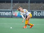 AMSTELVEEN - Pien Sanders (DenBosch) tijdens  de hoofdklasse hockeywedstrijd dames,  Amsterdam-Den Bosch (1-1).   COPYRIGHT KOEN SUYK