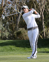 23 MAR 13 Spains Beatriz Ricari during Saturdays Third Round at The KIA Classic at Aviara Golf Club in Carlsbad, California. (photo:  kenneth e.dennis / kendennisphoto.com) www.golffile.ie