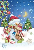 Sharon, CHRISTMAS SANTA, SNOWMAN, WEIHNACHTSMÄNNER, SCHNEEMÄNNER, PAPÁ NOEL, MUÑECOS DE NIEVE, GBSS, paintings+++++,GBSSC50XJ10,#X#