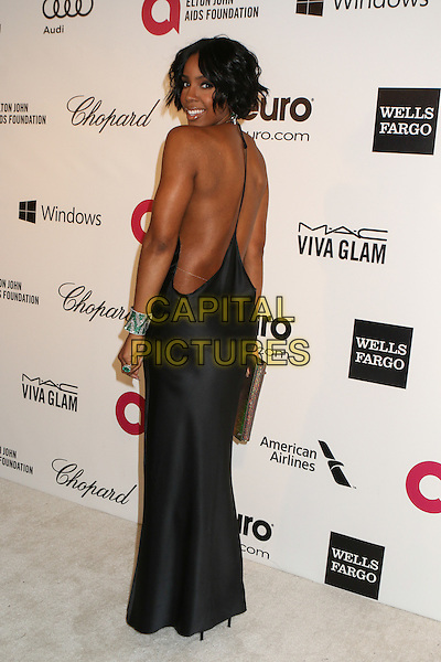 WEST HOLLYWOOD, CA - MARCH 2: Kelly Rowland attending the 22nd Annual Elton John AIDS Foundation Academy Awards Viewing/After Party in West Hollywood, California on March 2nd, 2014.  <br /> CAP/MPI/mpi99<br /> &copy;mpi99/MediaPunch/Capital Pictures