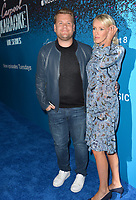 James Corden &amp; Julia Carey at the launch party for Apple Music's &quot;Carpool Karaoke: The Series&quot; at Chateau Marmont, West Hollywood, USA 07 Aug. 2017<br /> Picture: Paul Smith/Featureflash/SilverHub 0208 004 5359 sales@silverhubmedia.com