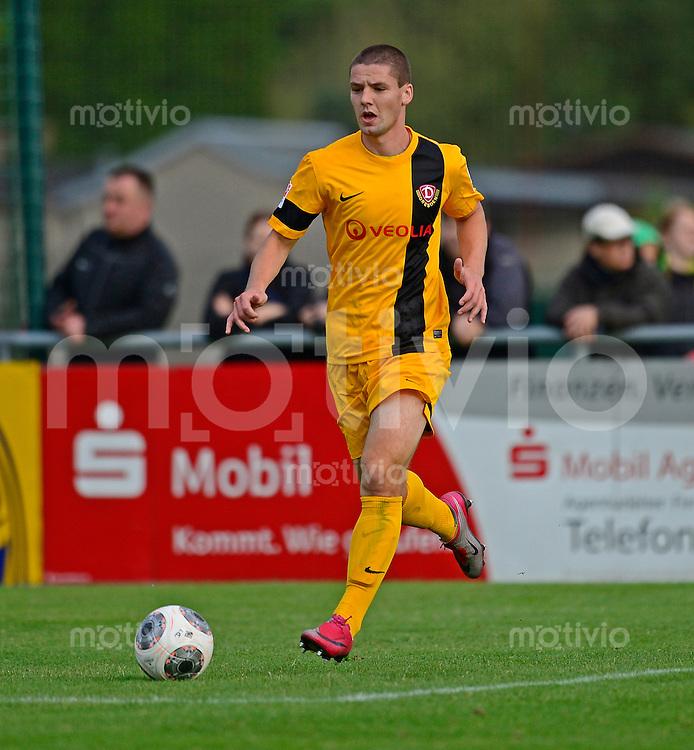Fussball, 2. Bundesliga, Saison 2013/14, SG Dynamo Dresden, Testspiel, Vfl Pirna Copitz - SG Dynamo Dresden, Mittwoch (26.06.13). Dresdens Testspieler Adam Susac.