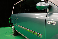 Montreal's AUTO SHOW 2007 feature many electric cars such as the ZENN<br />