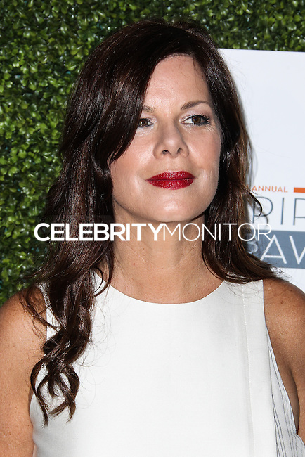 BEVERLY HILLS, CA - MAY 31: Marcia Gay Harden attends Step Up Women's Network 10th annual Inspiration Awards at The Beverly Hilton Hotel on May 31, 2013 in Beverly Hills, California. (Photo by Celebrity Monitor)