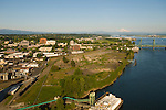Aerial View of Vancouver, Washington