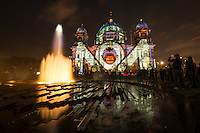 2014/10/17 Berlin by Night & Festival of Lights