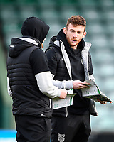Jordan Cook of Grimsby Town during Yeovil Town vs Grimsby Town, Sky Bet EFL League 2 Football at Huish Park on 9th February 2019