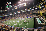 Action on the field during the Arizona Rattlers 57-34 win over the Utah Blaze on Saturday, May 20, 2006 in the US Airways Center in Phoenix, Arizona.