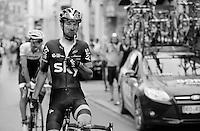 Leopold König (CZE/SKY) post-race<br /> <br /> stage 4: Seraing (BEL) - Cambrai (FR) <br /> 2015 Tour de France