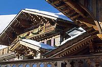 Europe/France/Rhone-Alpes/73/Savoie/Courchevel: Courchevel 1850 les Chalets sur les pistes