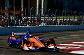 2018 Verizon IndyCar Series - Firestone Grand Prix of St. Petersburg<br /> St. Petersburg, FL USA<br /> Sunday 11 March 2018<br /> Scott Dixon, Chip Ganassi Racing Honda<br /> World Copyright: Scott R LePage / LAT Images<br /> ref: Digital Image _SRL6237