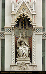 Pope Eugenius IV Right Portal Santa Maria del Fiore Florence