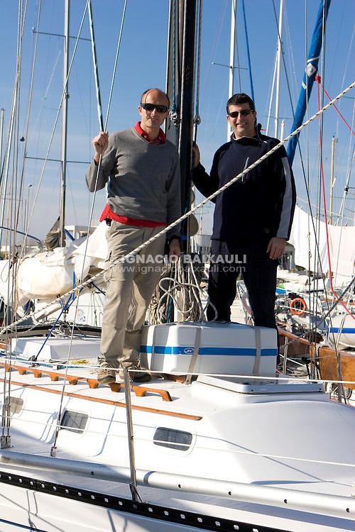Pinta III - XXII Trofeo 200 millas a dos - Club Náutico de Altea - Alicante - Spain - 22/2/2008