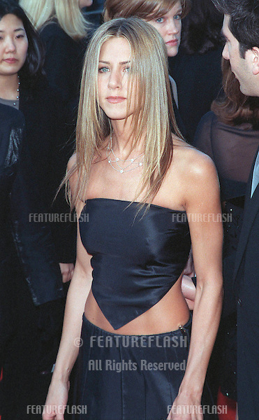 "07MAR99: ""Friends"" star JENNIFER ANISTON at the Screen Actors Guild Awards..© Paul Smith / Featureflash"