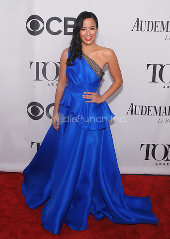 New York, NY- June 5: Courtney Reed attends the  American Theater Wing's 68th Annual Tony Awards  on June 8, 2014 at Radio City Music Hall in New York City. (C) Credit: John Palmer/MediaPunch