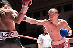 Tom McGinley VS Damian Lawniczak - Super-featherweight Contest