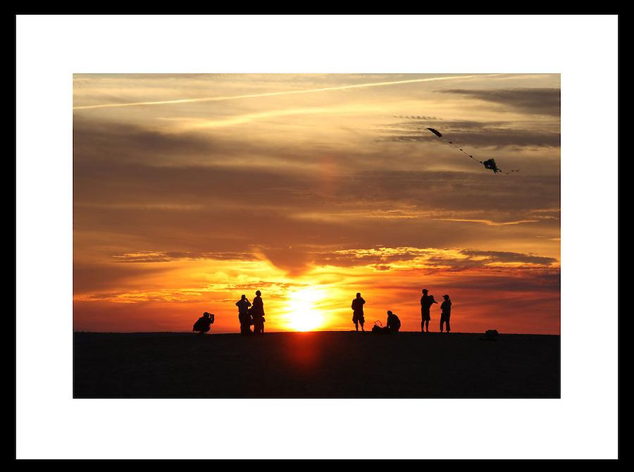 Jockey's Ridge, Outer Bank, NC © Andrew Shurtleff