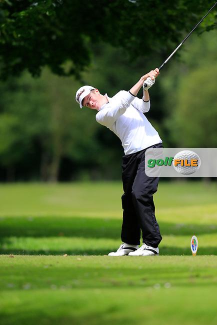 Harry Gillivan (Westport) during the final round of the 2015 Irish Boys Amateur Open Championship, Tuam Golf Club, Tuam, Co Galway. 26/06/2015<br /> Picture: Golffile | Fran Caffrey