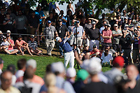 Louis Oosthuizen (RSA) on the 17th tee during the 3rd round at the PGA Championship 2019, Beth Page Black, New York, USA. 19/05/2019.<br /> Picture Fran Caffrey / Golffile.ie<br /> <br /> All photo usage must carry mandatory copyright credit (© Golffile | Fran Caffrey)