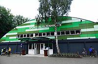 Nederland - Amsterdam - 2019. Amsterdam Noord. Sporthal Elzenhagen.  Foto Berlinda van Dam / Hollandse Hoogte.