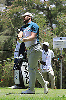 Liam Johnston (SCO) in action during the second round of the Magical Kenya Open, Karen Country Club, Nairobi, Kenya. 15/03/2019<br /> Picture: Golffile | Phil Inglis<br /> <br /> <br /> All photo usage must carry mandatory copyright credit (&copy; Golffile | Phil Inglis)