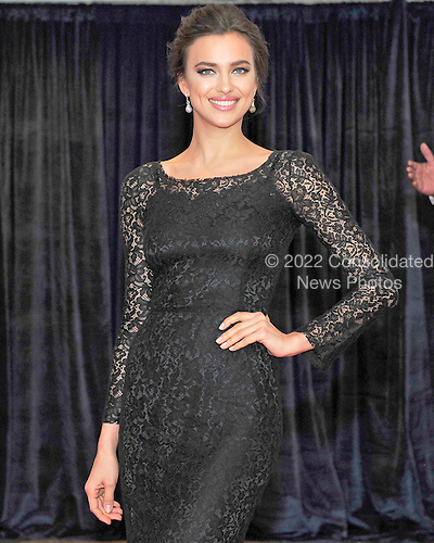 Irina Shayk arrives for the 2013 White House Correspondents Association Annual Dinner at the Washington Hilton Hotel on Saturday, April 27, 2013..Credit: Ron Sachs / CNP.(RESTRICTION: NO New York or New Jersey Newspapers or newspapers within a 75 mile radius of New York City)