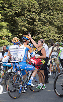2010 Tour de France, David Millar, Pau