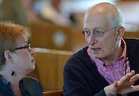 Louisville Presbyterian Theological Seminary's Engagement Week 2013.