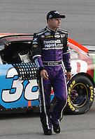 May 4, 2007; Richmond, VA, USA; Nascar Nextel Cup Series driver David Gilliland (38) during qualifying for the Jim Stewart 400 at Richmond International Raceway. Mandatory Credit: Mark J. Rebilas