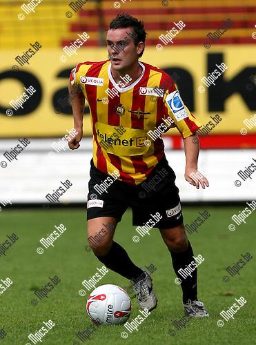 2007-07-28 / Voetbal / KV Mechelen / Kristof Goessens