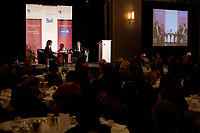October 30 2011 - Montreal (Qc) CANADA -Kent Nagano adress the Canadian Club of Montreal