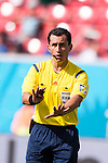 Enrique Osses (Referee), JUNE 20, 2014 - Football / Soccer : FIFA World Cup Brazil 2014 Group D match between Italy 0-1 Costa Rica at Arena Pernambuco in Recife, Brazil. (Photo by Maurizio Borsari/AFLO) [0855]