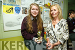 At the Col&aacute;iste Gleann L&iacute;  school&rsquo;s awards on Friday afternoon were Sophie Foran, Best <br /> academic Student of the year award,  and grandmother Carmel Foran